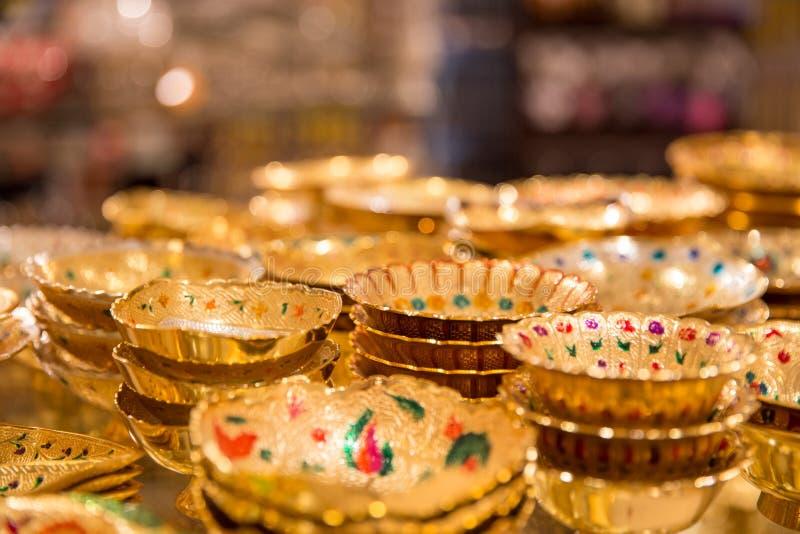 Goldish-Waren stockfotos