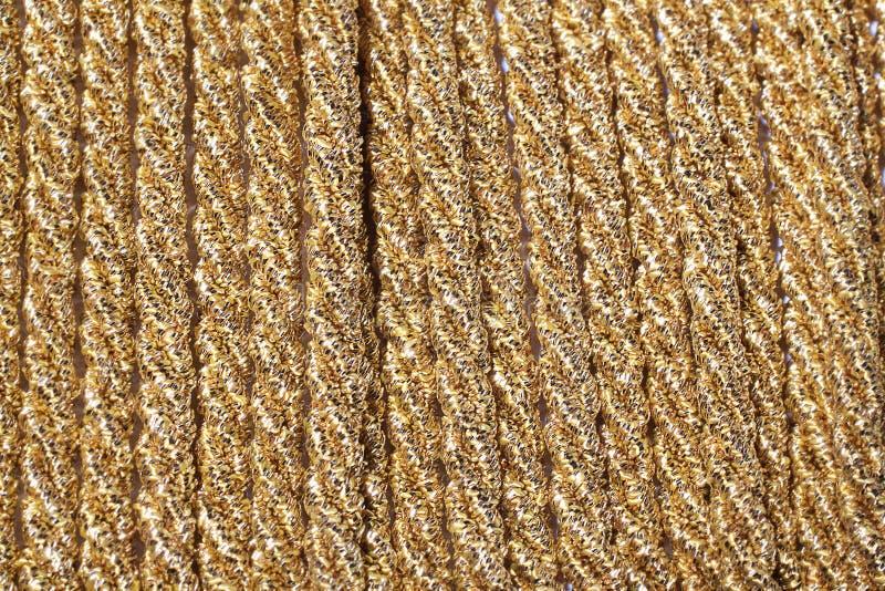 Goldkurzwaren lizenzfreies stockbild