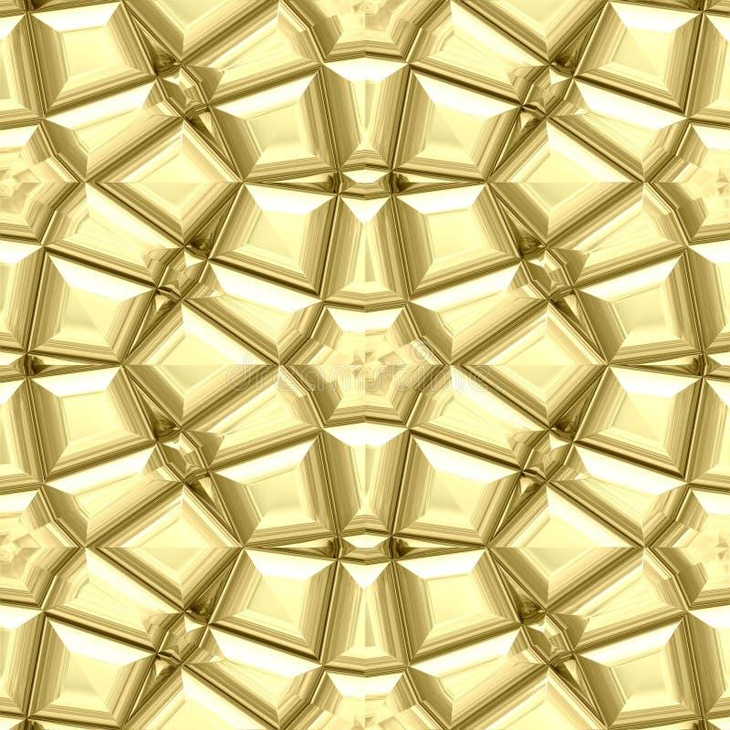 Goldmayaverzierungen lizenzfreie abbildung