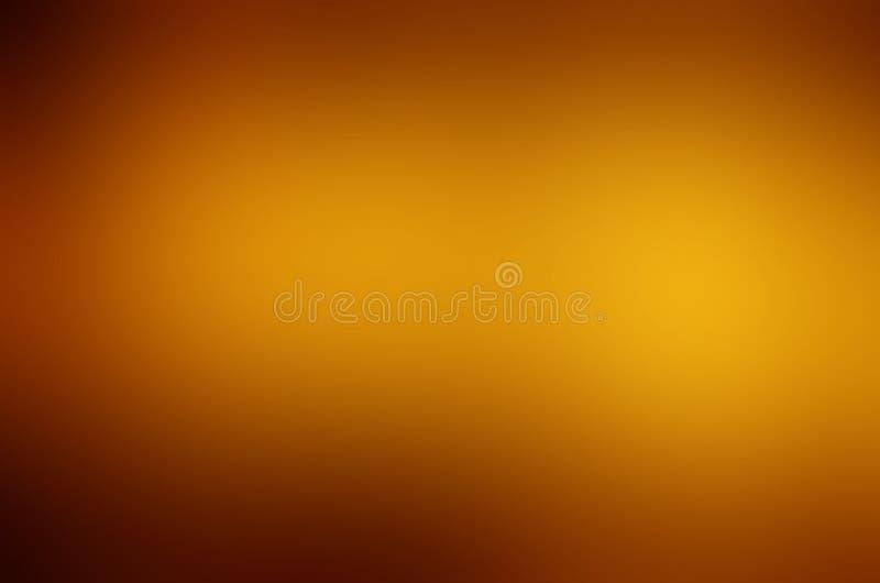 Goldmetallbeschaffenheitshintergrund mit horizontalen Lichtstrahlen stock abbildung