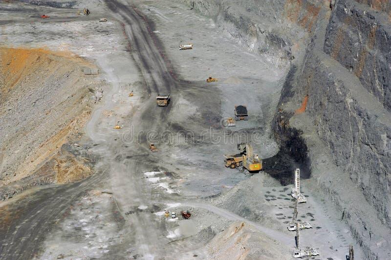 Goldmine de Kalgoorlie photos stock