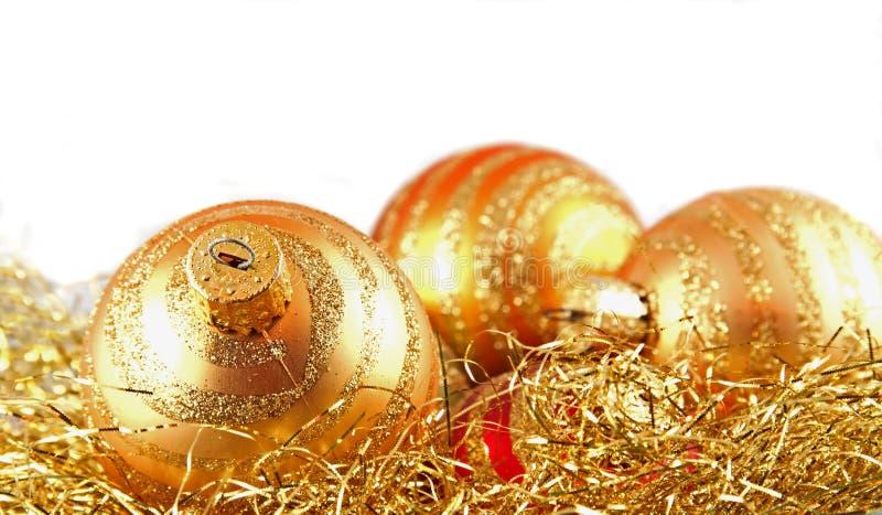 Goldverzierungen stockfotografie
