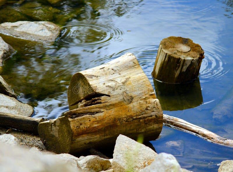 Goldwater Jeziorny pobliski prescott, AZ, Yavapai okręg administracyjny, Arizona obrazy royalty free