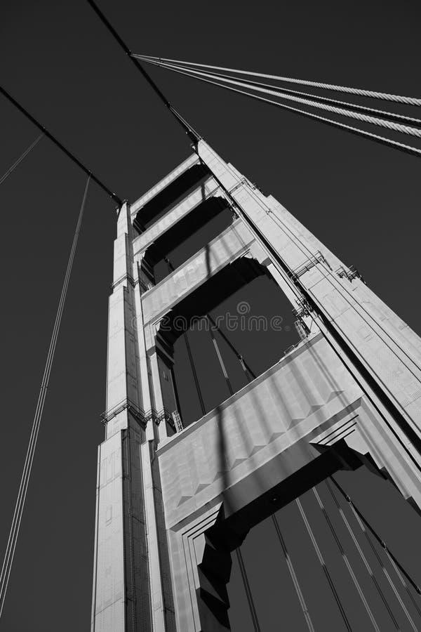 Download Golen gate tower stock photo. Image of golden, building - 9829088