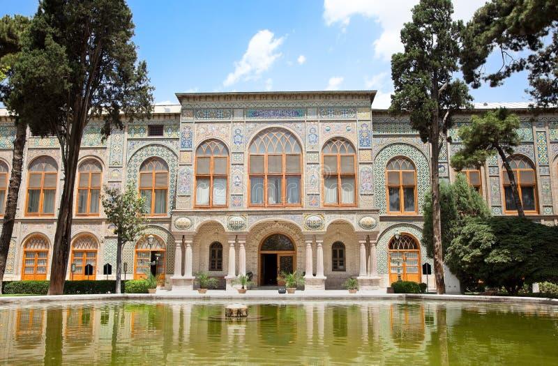 Download Golestan Palace, Tehran, Iran Stock Image - Image of golestan, decoration: 26895935