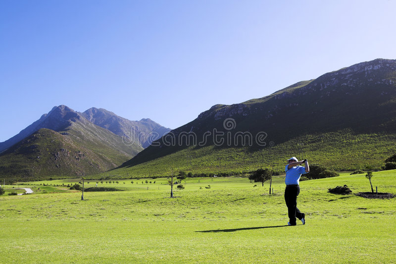 Download Golf #04 stock photo. Image of golf, country, compete - 1220038