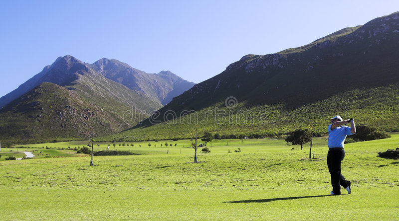 Download Golf #05 stock image. Image of fairway, competition, blue - 1220077