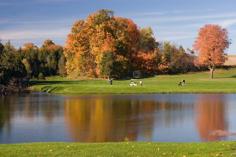 golf 06 widok zdjęcie royalty free