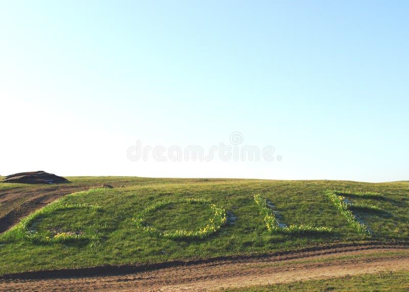 Download Golf stock foto. Afbeelding bestaande uit gras, woord - 10779818