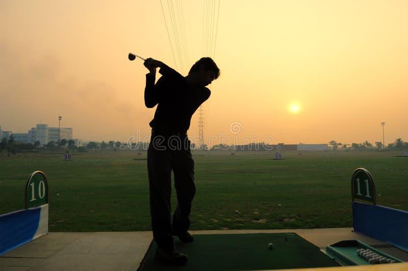 Golf stock afbeelding