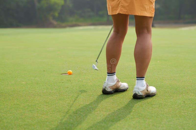 Golf obraz royalty free