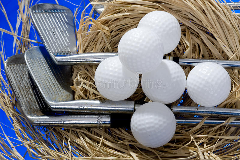 Download Golf obraz stock. Obraz złożonej z leisure, klub, biały - 13334893