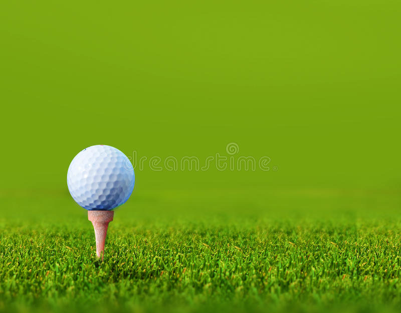 golf royaltyfria bilder