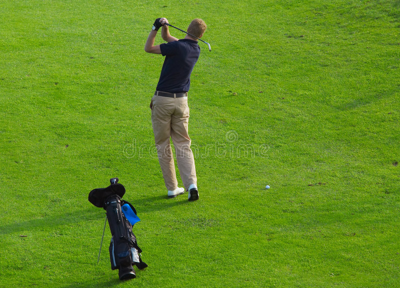 Download Golf stock image. Image of links, divot, recreation, ball - 1377575