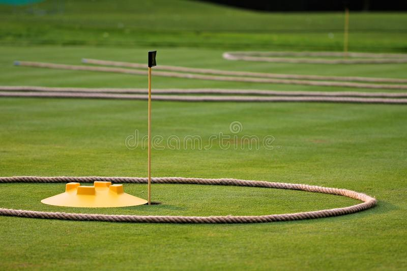 Download Golf stock image. Image of meadow, lawn, leisure, object - 19959315