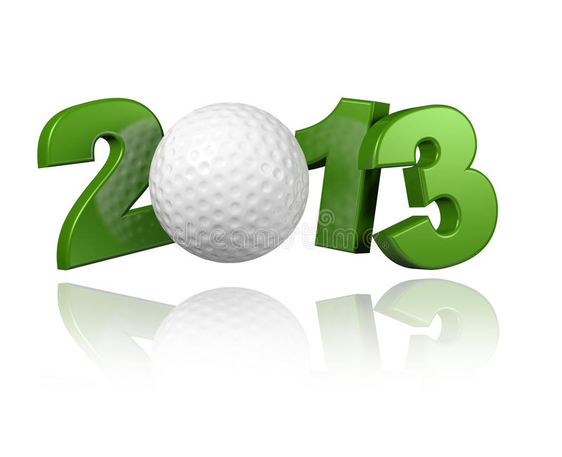 Download Golf 2013 Stock Photos - Image: 25169103