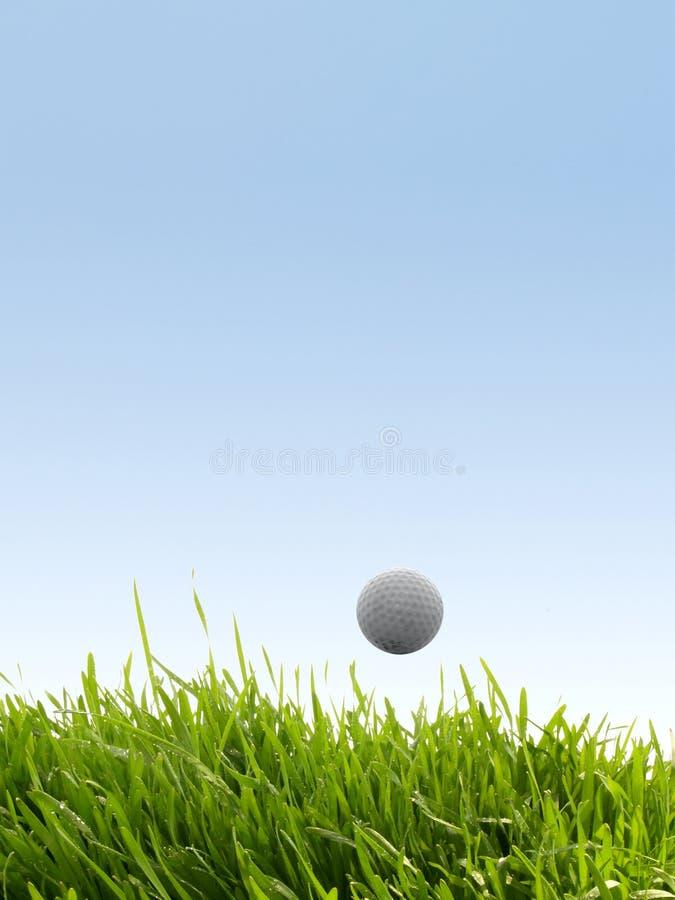 Golf foto de archivo libre de regalías