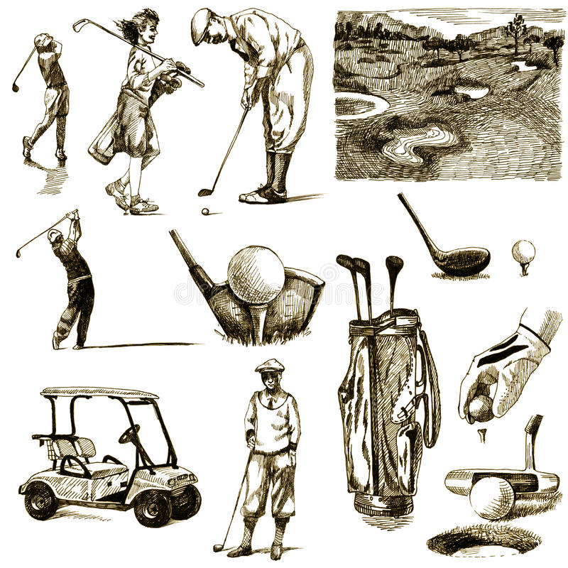 Free Golf Stock Photos - 23645923