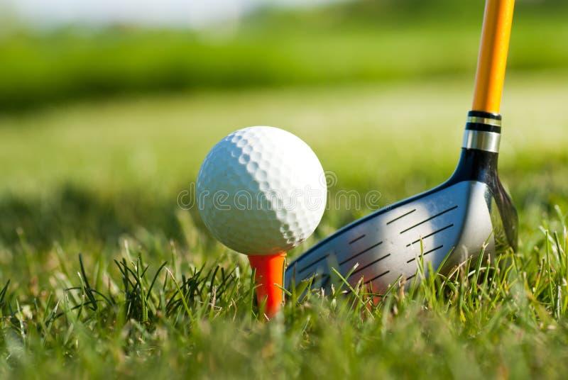 Golf fotografia stock