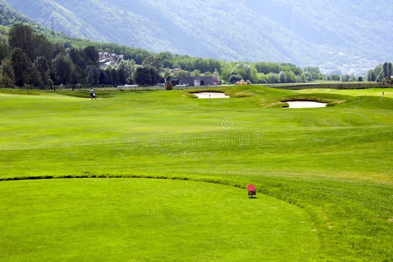 Download Golf stock image. Image of landscape, sport, player, outdoor - 25298735