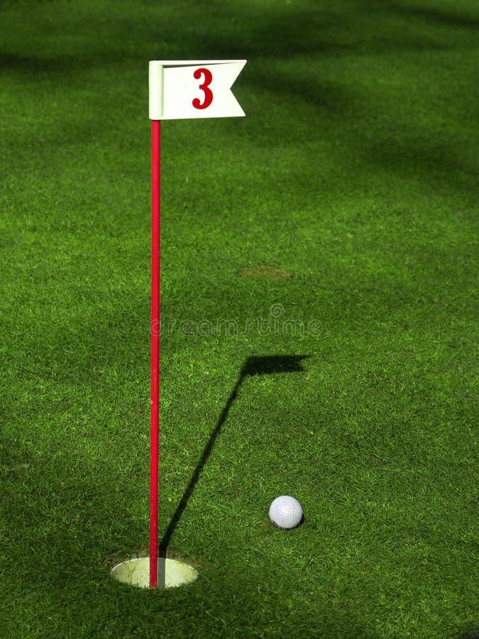 golf obrazy stock
