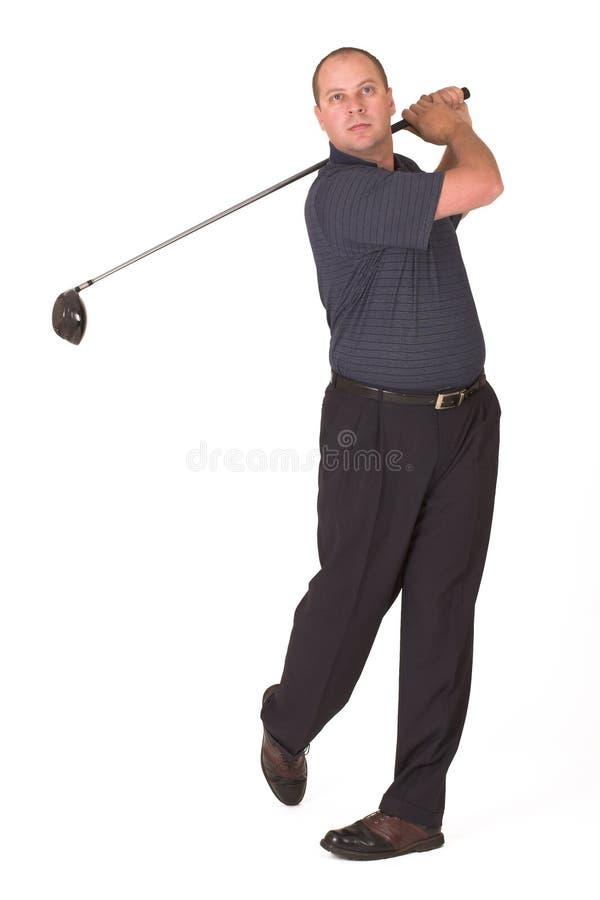 Golf #4 royalty-vrije stock afbeelding