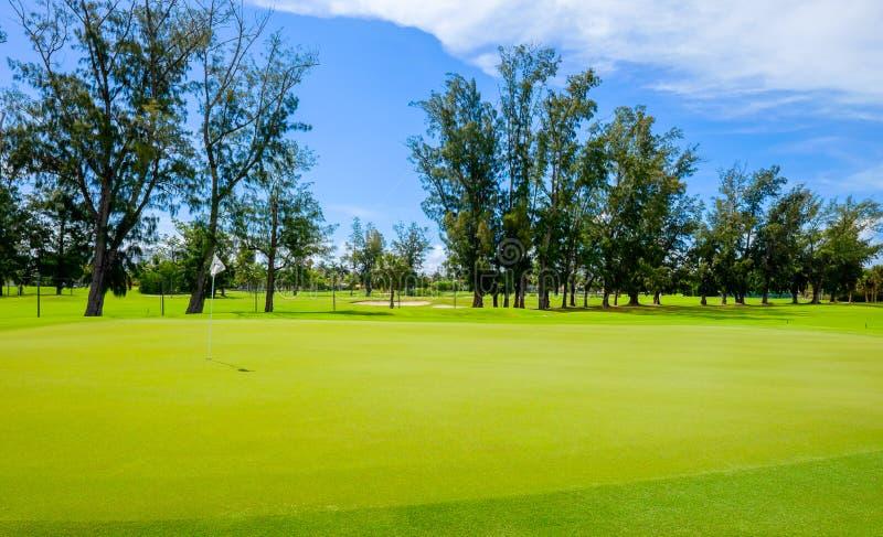 Golf fotos de archivo libres de regalías