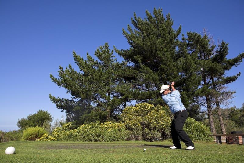 golf 45 arkivfoton