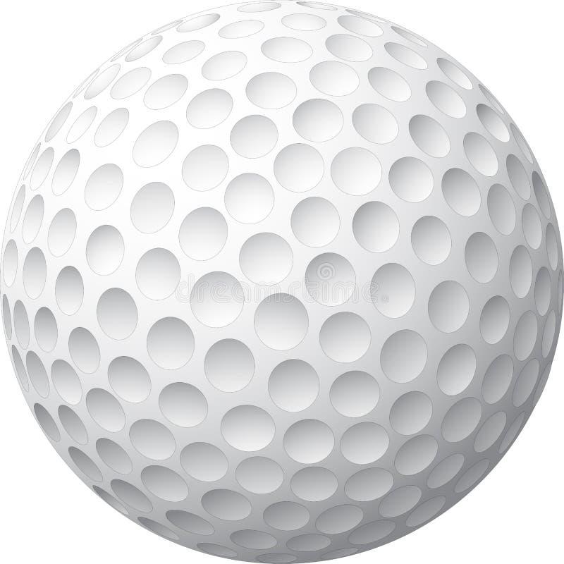 golf vektor illustrationer