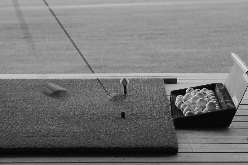 Golf stock fotografie