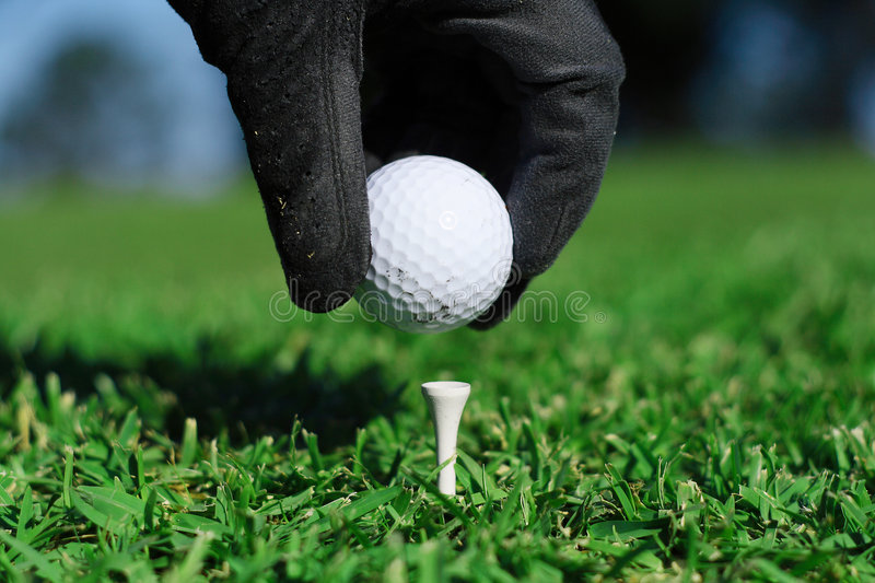 Download Golf Royalty Free Stock Photo - Image: 4886295