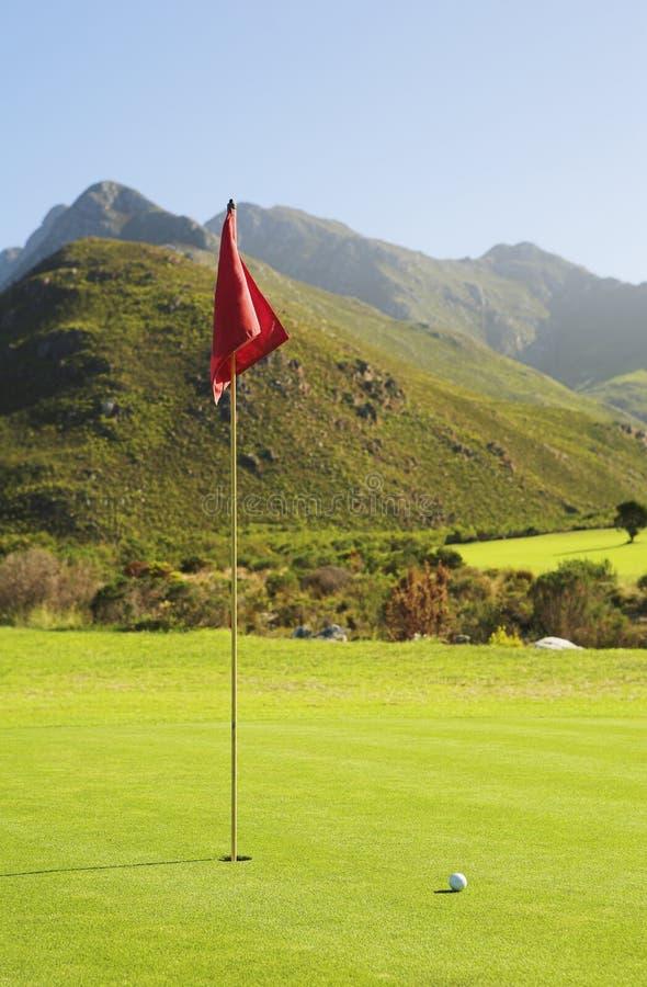 Golf #49 imagenes de archivo