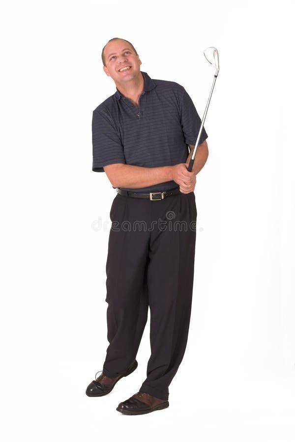 Golf #5 stock photo