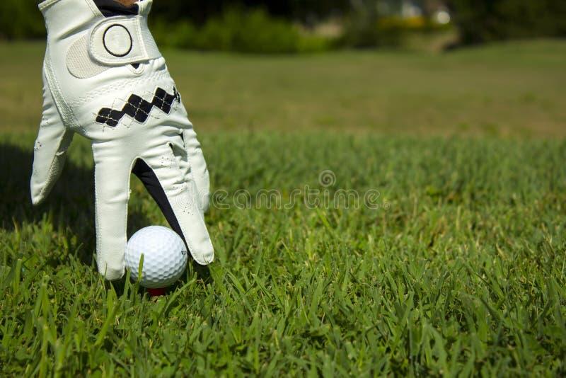 Golf photo libre de droits
