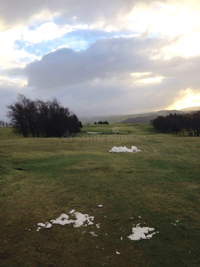 Golf arkivbilder