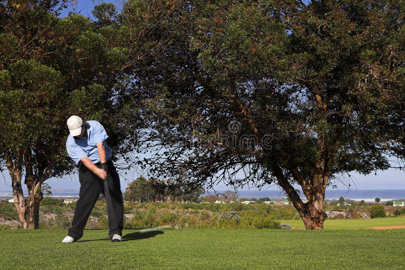 Golf #52 stock fotografie