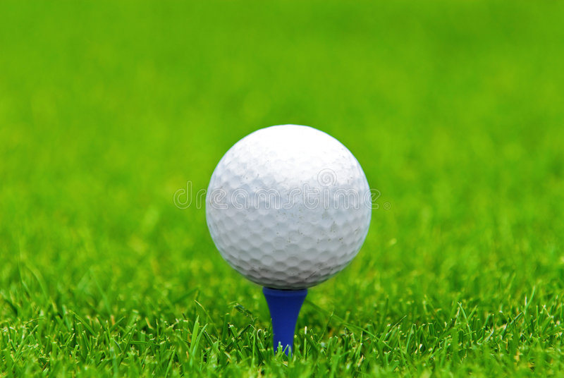 Golf stockfotografie