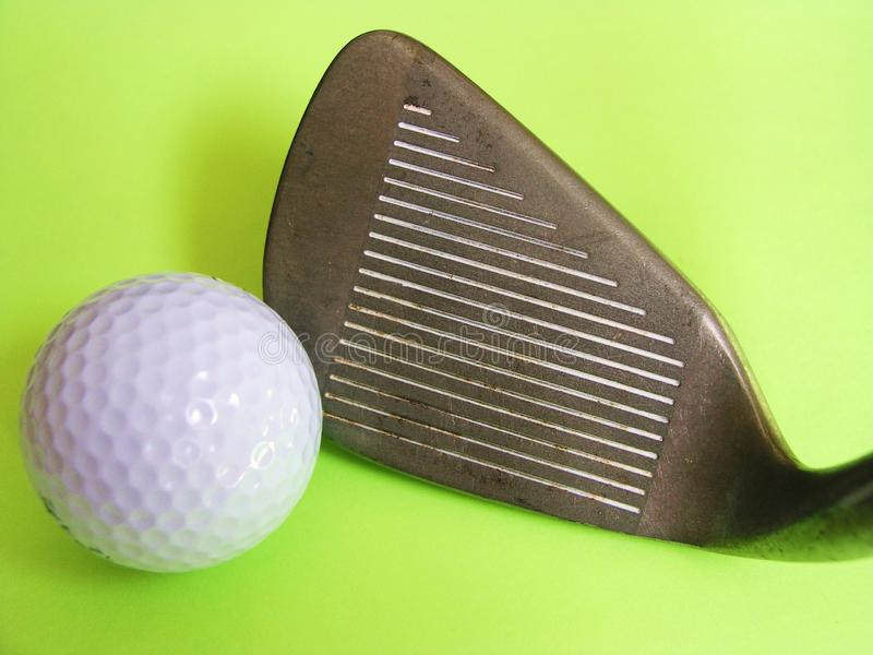 Golf Gratis Arkivbild