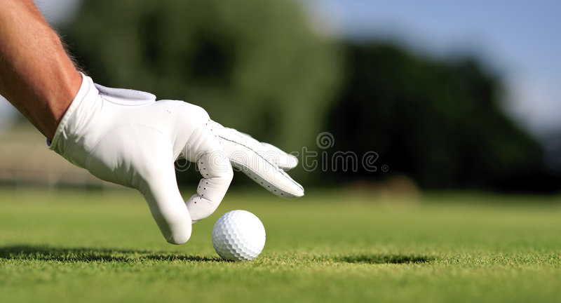 Download Golf Stock Photo - Image: 5600340