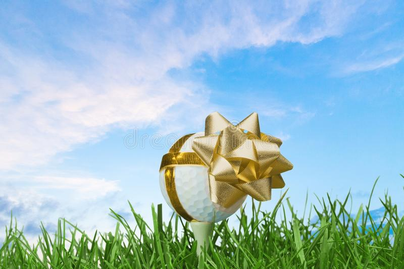 Golf fotografie stock