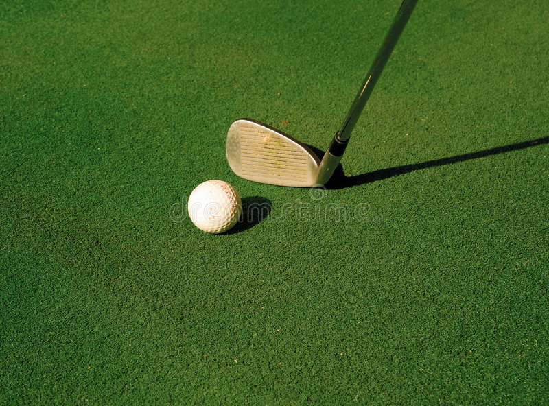 Golf stockbilder