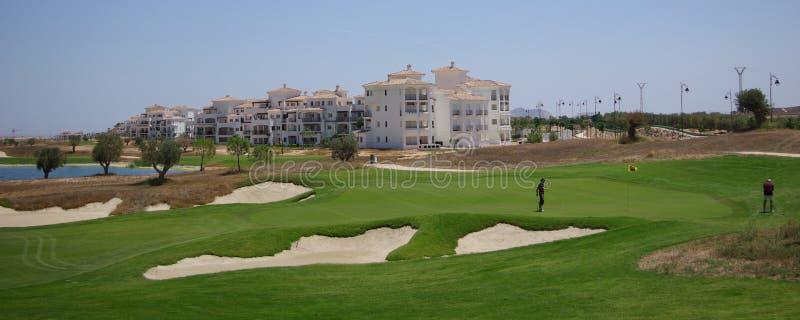golf zdjęcie stock