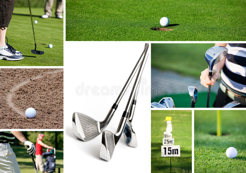 Download Golf stock photo. Image of golfer, golfball, bunker, practice - 7591230