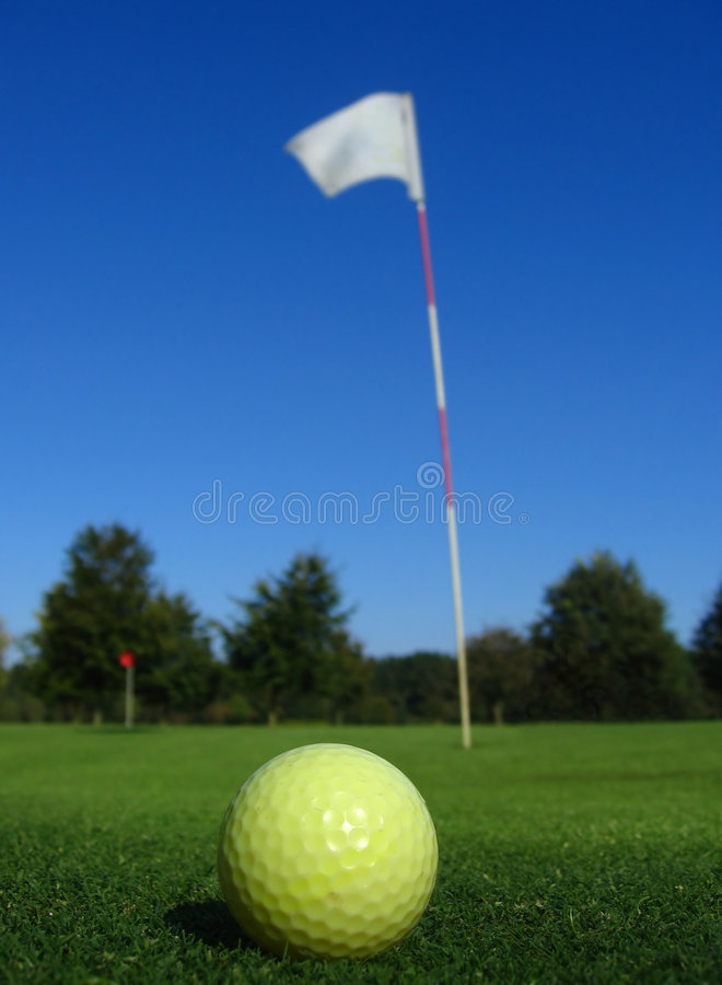 Golf images libres de droits