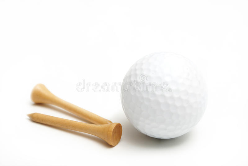 Golf Accessories royalty free stock image