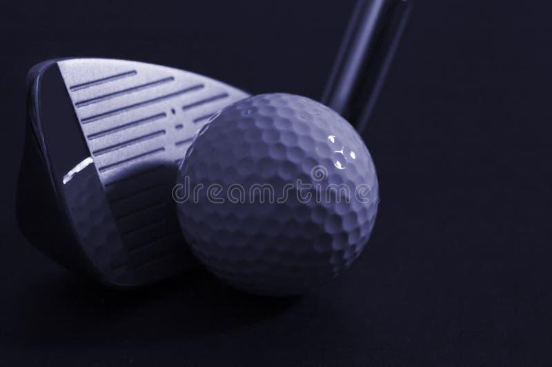 Golf ancora immagine stock libera da diritti