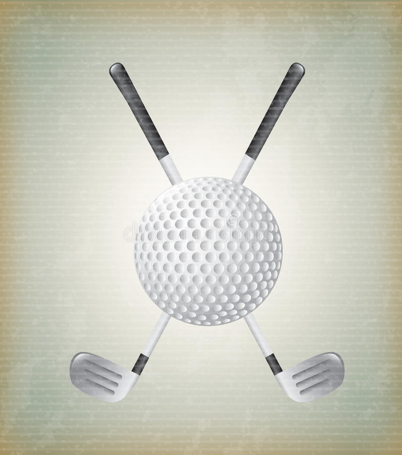 Download Golf Background Stock Vector Illustration Of Course