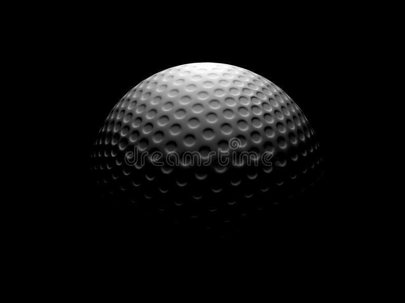 Download Golf ball stock illustration. Image of resort, talent - 15922031