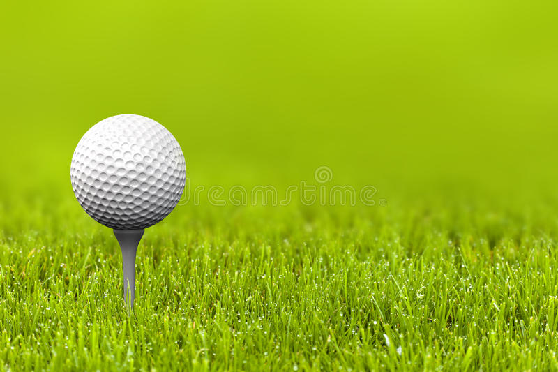 Download Golf ball stock photo. Image of sphere, close, golf, green - 16430898