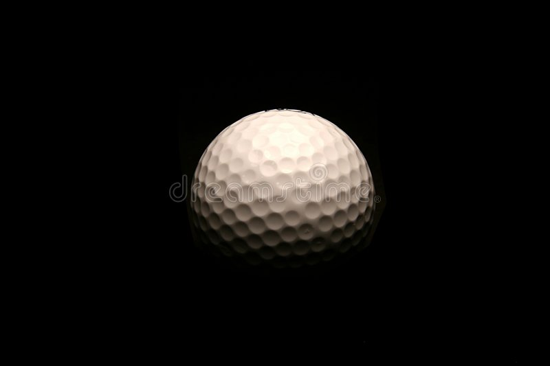 Download Golf ball stock image. Image of vacation, sphere, isolated - 228333